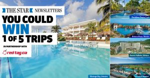 The Star – Win 1 of 5 trips for 2