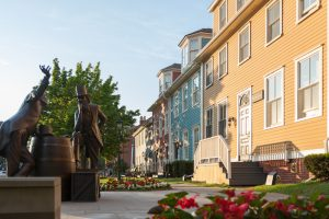 Westjet Magazine – Win a trip for 2 to Charlottetown