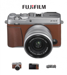 Henry's – Win a Fuji X-E3 with a 15-45mm F3.5-5.6 lens valued at $1,249 CAD