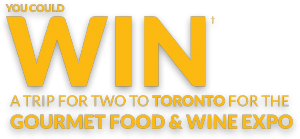 Mott's Clamato Caesar – #CaesarSummer Recipe – Win a 4-day trip for 2 to Gourmet Food & Wine Expo in Toronto valued at $5,000 CDN