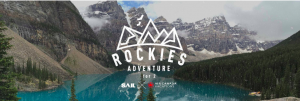 Sail – Win a Rockies Adventure for 2 with Air Canada Vacations including a trip for 2 to Calgary