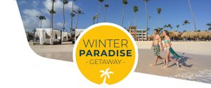 Breakfast Television – Winter Paradise Getaway – Win 1 of 4 trips for 2 valued at $6,000 CDN