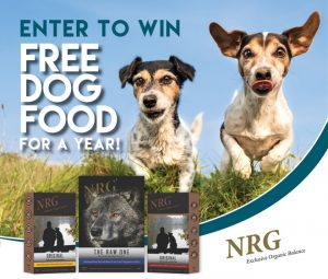 Canadian Dogs – Win Free Dog Food for a Year