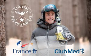 Club Med x Erik Guay & Atout France – Win a 7-night stay for 2 in one of the Club Med Alpine Villages valued at $5,800