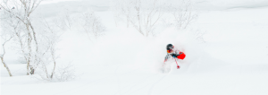 Freeskier – Win one week skiing in Japan valued at $5,000