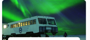 Frontiers North – Win a trip for 2 to Dine Under the Northern Lights in Churchill valued at $3,066