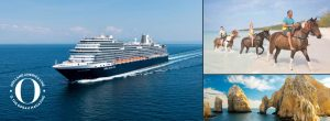 Holland America Line – 'Come Sail O-Way' – Win a 7-day Holland America Line Caribbean or Mexico Cruise for 2 valued at $2,887 CAD