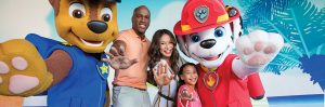 Premier Worldwide Marketing – Paw Patrol Live! Tour – Win a trip for 4 and 5-day accommodation at Nickelodeon Hotels & Resorts Punta Cana valued at $4,000 USD