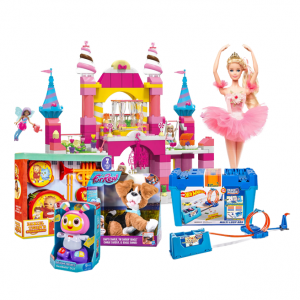 Reebee – Days of Christmas 2018 – Win a Massive Toy Bundle