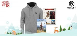 Synonyme Media – Win a great assortment of Assassin's Creed Odyssey product package valued at $295