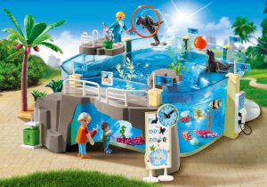 The Gate – Win a Playmobil Aquarium & Professor Maxwell's 4D Chef valued at $119