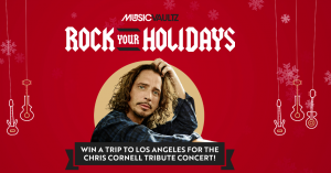 Universal Music Canada – MusicVaultz Rock The Holidays – Win 1 of 21 prize packages