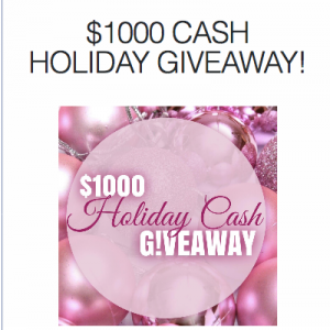 Our Fab Fash Life – Win a $1,000 PayPal cash prize