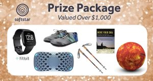 Softstar – Win Softstar's Head-to-Toe Balance prize package valued at $1,000