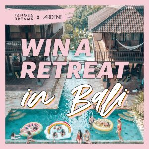 Ardene – Win a 7-day retreat in Bali for 2 valued at $12,600 CDN