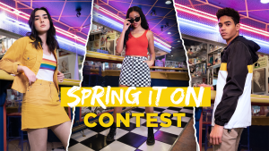 Bluenotes – Spring It On – Win a grand prize valued at $600 OR 1 of 2 minor prizes