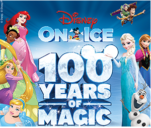 Canadian Tire Centre – Disney on Ice Canadian Tire Centre – Win 4 tickets to see Disney on Ice valued at $320