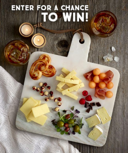Castello Cheese – Win a prize pack valued at $200 CDN