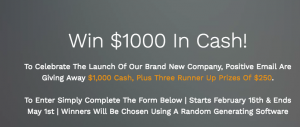 Dab Web Enterprises – Win a grand prize valued at $1,000 OR 1 of 3 minor prizes