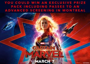 EB Games – Quebec Exclusive February Film – Win 1 of 2 prize packs valued at $48 each