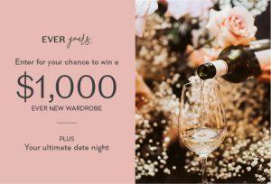 Ever New – Win a $1,000 Ever New wardrobe