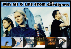Exclaim – The Cardigans – Win vinyl copies of The Cardigans valued at $207 CDN