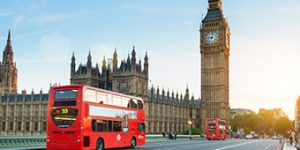 Hearst Magazine Media – Win a getaway for 2 to London, England valued at $2,246 (transportation not included)