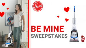 Hoover Canada – Win a Hoover PowerDash Pet Carpet Cleaner valued at over $299