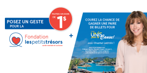 Little Treasures Foundation – Win 2 tickets to attend the event United Camp in Cuba