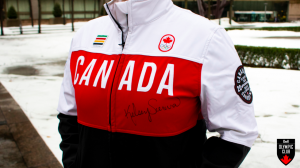 Olympic Movement in Canada – Win a team Canada podium jacket signed by Olympic Champion Kelsey Serwa valued at $500