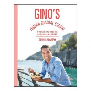 One TV – Get Fit – Gino's Italian Coastal Escape – Win 1 of 5 hard cover editions of the cookbook