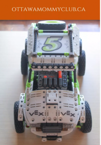Ottawa Mommy Club – Win a VEX Off-Road Truck valued at over $89