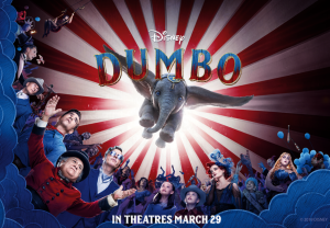 Planters Peanuts – Win 1 of 140 double tickets to an Advance Screening of Disney's Dumbo and 1 of 10 prize packs