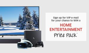 The Source – Win a Home Entertainment prize pack valued at $2,229