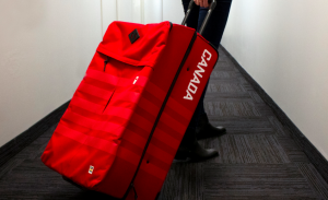 Canadian Olympic Team – Win a Team Canada collection suitcase from Hudson's Bay valued at $300