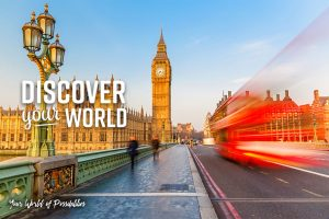 Carlson Wagonlit Canada – The Great British Getaway with CWT – Win a trip for 2 to London for 9 days valued at up to $5,000