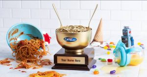 Catelli Foods – Real Life Awards – Win a customized trophy & a Catelli prize pack