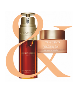 Clarins – Win 1 of 20 prizes of one year of your personalised 5-step beauty routine