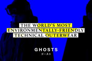 Freeskier – Win a complete GHOSTS Apparel outwear kit, including shell jacket/pant and down-insulated midlayer valued at $1,500