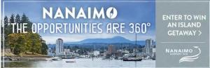 Global News – Win an Island Getaway to Nanaimo valued at $2,110