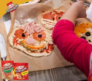 Hormel Pepperoni Canada – Win 1 of 15 prizes of 3 vouchers each