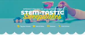 JR Toy Company – Stem-Tastic – Win a prize package valued at over $200