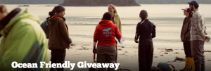 Jamie's Whaling Station – Ocean Friendly – Win 1 of 3 prize packs