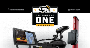 Johnson Outdoors – Power of One Giveaway – Win a prize pack valued at $9,249