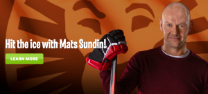 LeoVegas Gaming – The Mats Sundin VIP Hockey Experience – Win a trip for 2 to Toronto