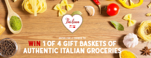Paolina Imports – Win 1 of 4 Italian Groceries Baskets valued at $150 each.png