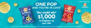 PepsiCo Canada – Tasty Rewards – Win a $1,000 cash prize