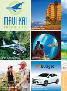 Perfect Days Hawaii – Win a trip for 2 to Maui valued at $4,284