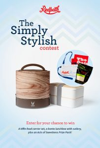 Redpath Sugar – The Simply Stylish – Win a prize pack valued at $102