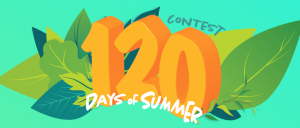 Slush Puppie Canada – 120 Days of Summer – Win 1 of 1,200 Slush Puppie branded beach towels OR 1 of 17 prepaid credit cards valued at $100 each OR 1 of 5 certified cheques valued at $1,000 each